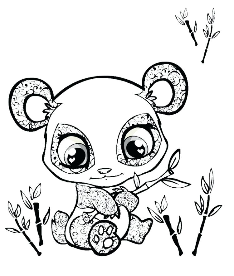 750x884 Cute Cartoon Animal Coloring Pages Cute Cartoon Animals Coloring