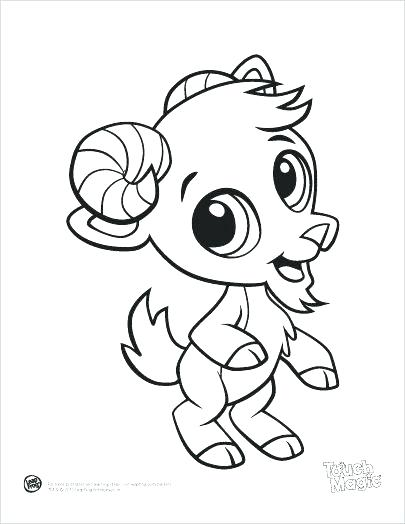 405x524 Cute Cartoon Animal Coloring Pages Drawings Of Baby Animals Cute