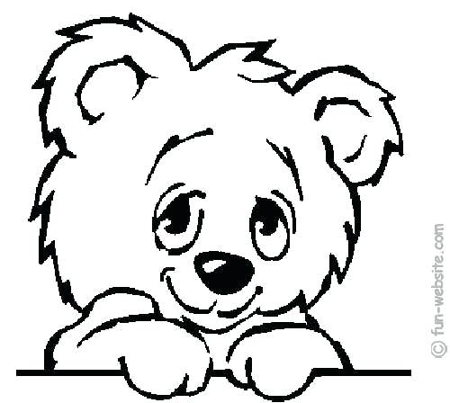 500x448 Cute Cartoon Characters Coloring Pages Cartoon Pictures To Colour