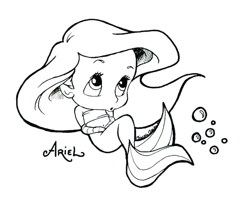 Cute Cartoon Coloring Pages At Getdrawings Com Free For