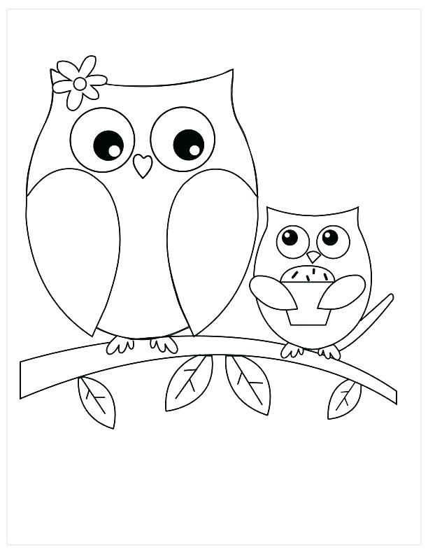 612x792 Owl Coloring Pages For Adults To Print Good Owls Coloring Pages
