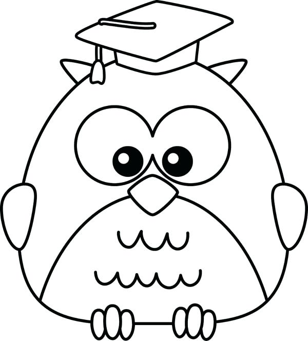 600x663 Cartoon Owl Coloring Pages Cartoon Coloring Pages Cartoon Coloring