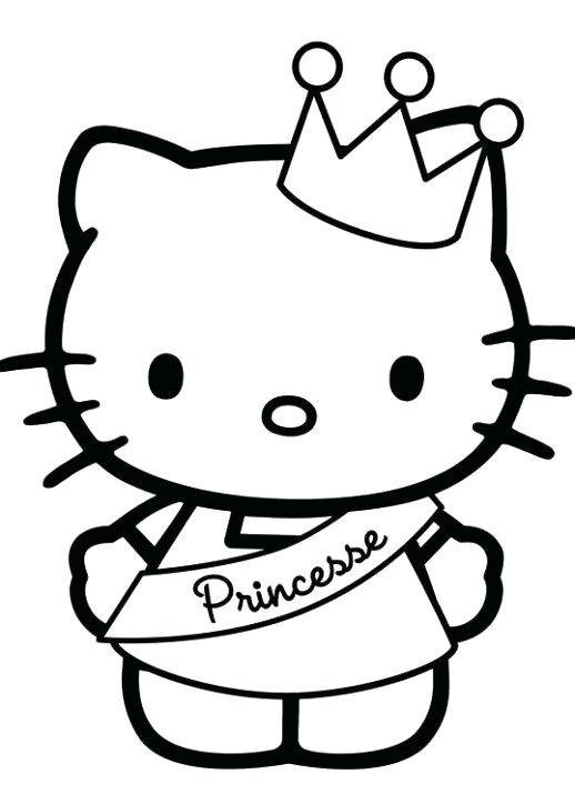 518x715 Cute Coloring Page Princess Coloring Pictures Kids Girls Coloring