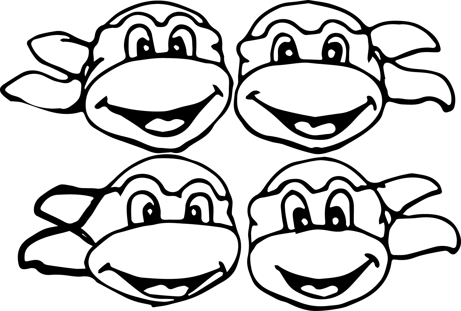 1531x1032 Genuine Cute Coloring Pages Of Turtles Baby Turtle Animal Page