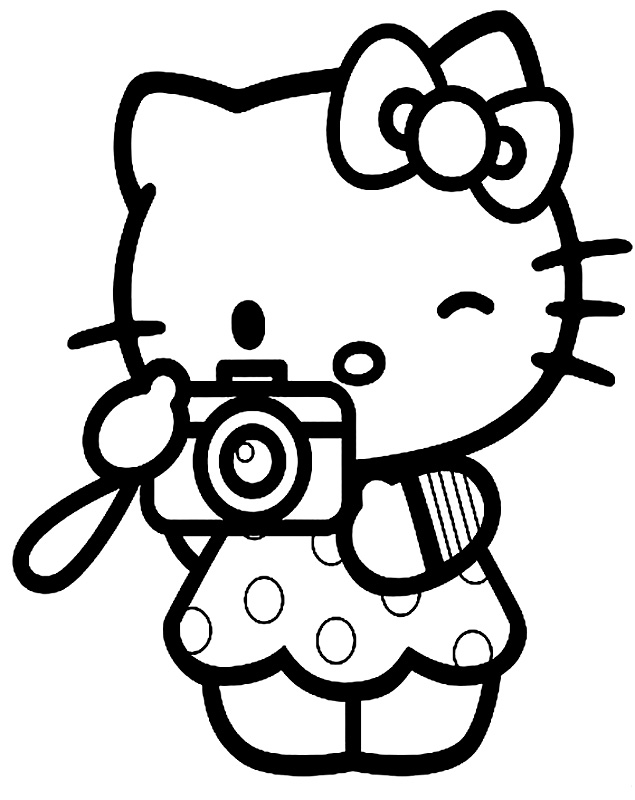 635x800 Top Cute Coloring Pages Printable For Kids