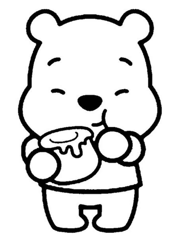 750x1000 Coloring Pages That Are Cute Cute Disney Coloring Pages Printable