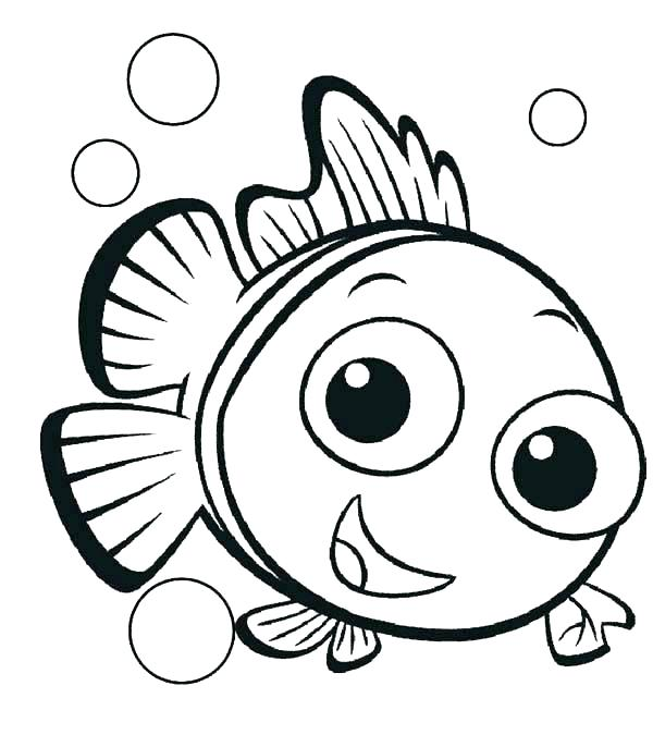 600x686 Cute Coloring Pages Printable Cute Coloring Pages Cute Coloring