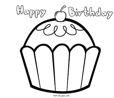 391x338 Coloring Pages Of Cupcakes Coloring Pages Of Cupcakes Plus