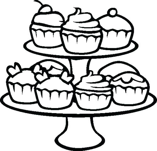 500x482 Shopkins Cupcake Queen Coloring Pages Creamy Cookie Page For Pa