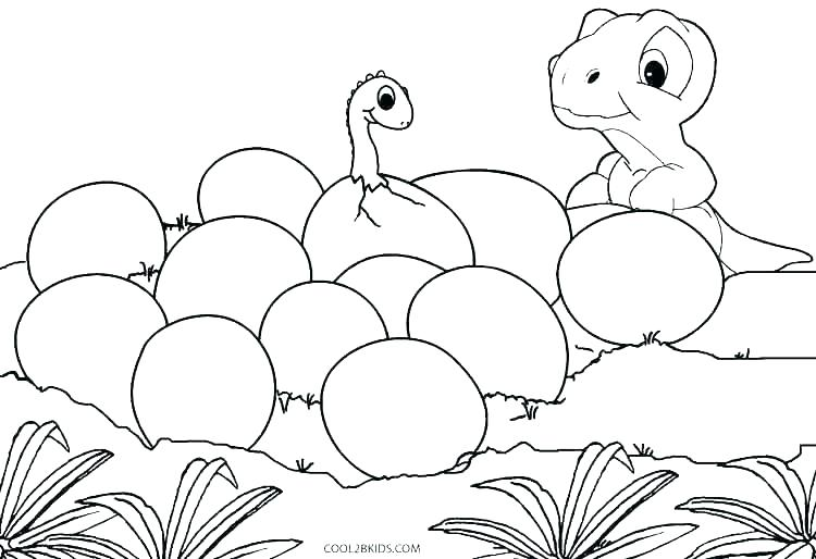 750x514 Cute Dinosaur Coloring Pages Dinosaur Coloring Pages Here Are