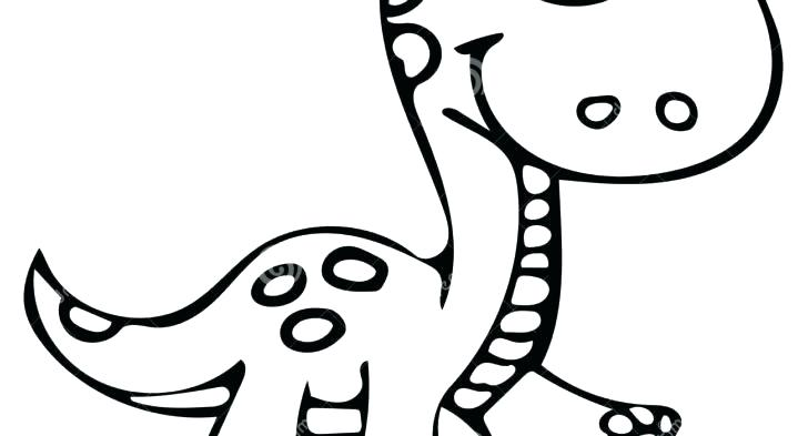 728x393 Baby Dinosaur Coloring Pages Baby Dinosaur Coloring Page Baby