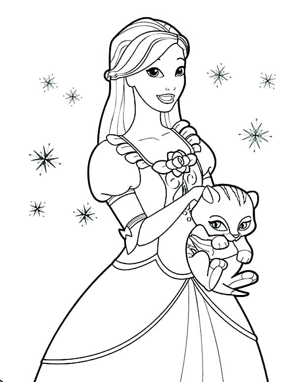 600x777 Christmas Princess Coloring Pages Princess Coloring Pages Princess