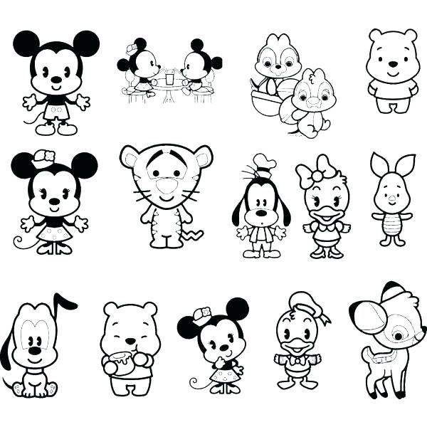 600x600 Cute Disney Coloring Pages Coloring Pages Coloring Pages As Well