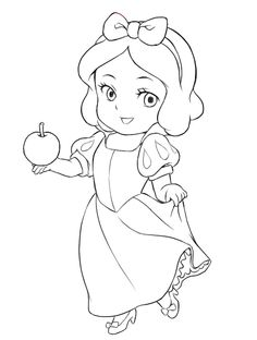 236x312 Pics For Gt Chibi Disney Princesses Coloring Pages Coloring Pages