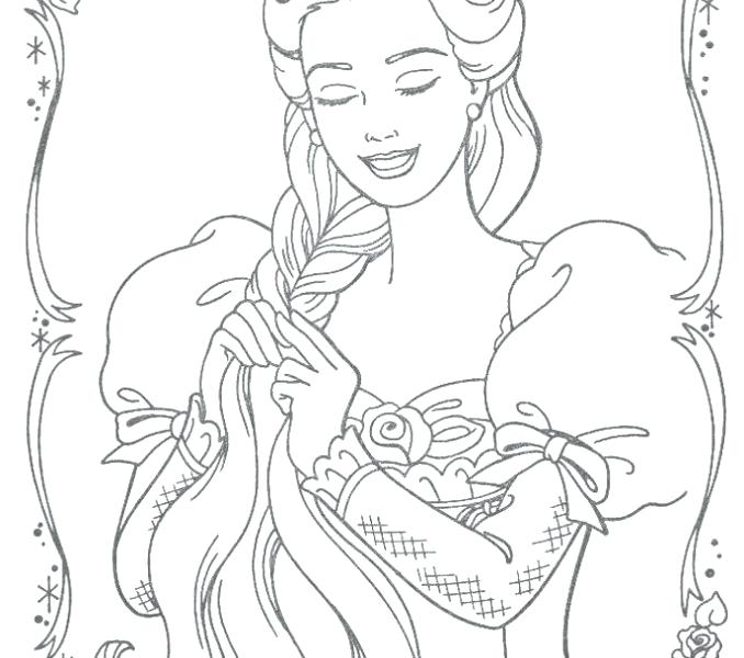 678x600 Princess Coloring Pages Free Free Princess Colouring Pages