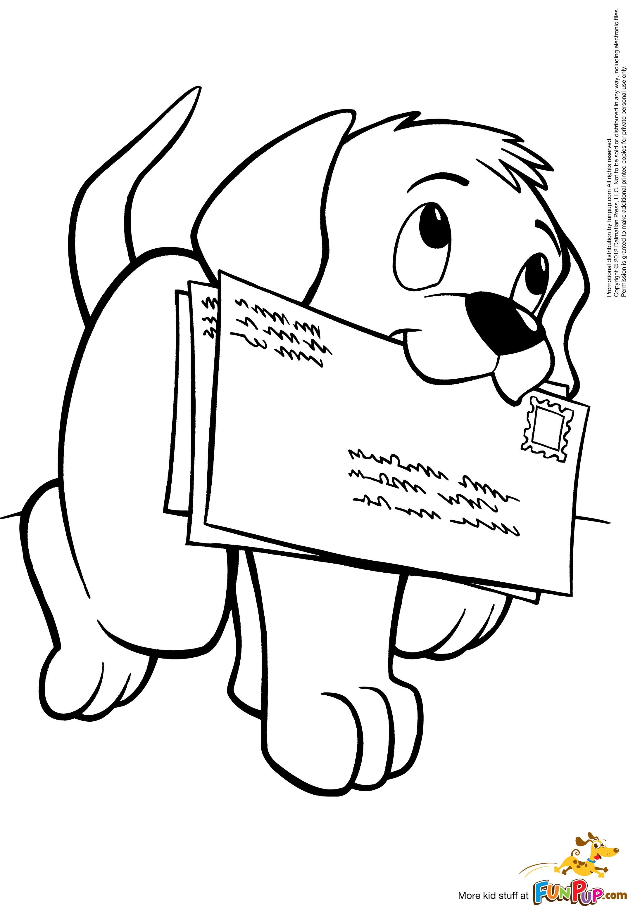 2148x3101 Cute Dog Coloring Pages Free Printable Printables Within