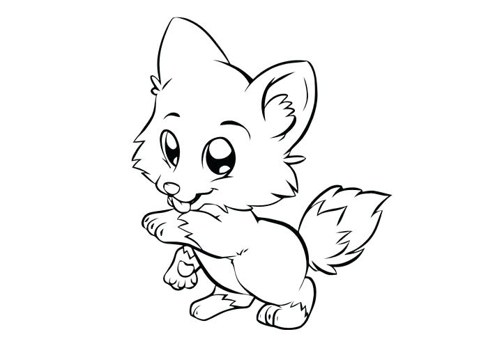 700x500 Dog Coloring Pages Puppy Sheet Cute Sheets Dogs Unknown Dog
