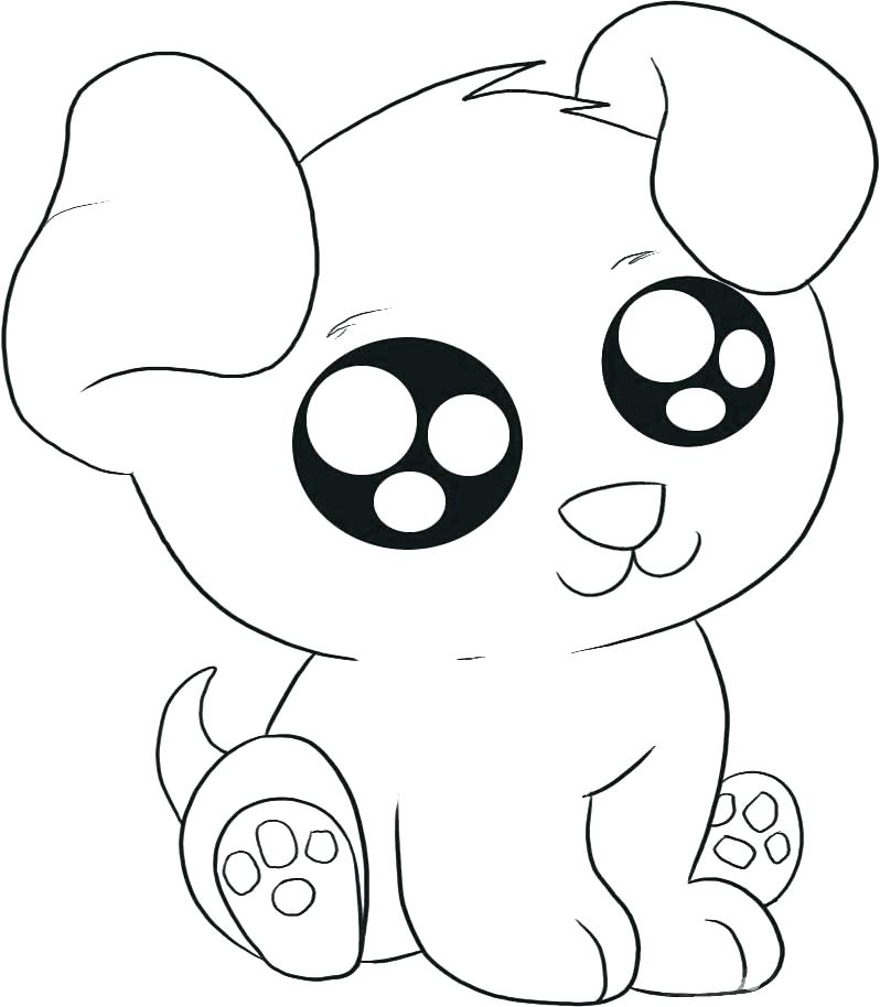 798x914 Dogs Coloring Pages Coloring Pages Dogs Cute Dog Coloring Pages