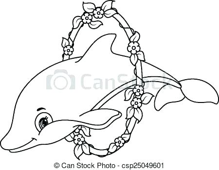 450x350 Cute Dolphin Coloring Pages Dolphin Coloring Book Packed