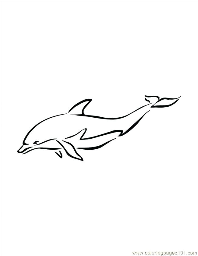 650x840 Coloring Pages Dolphins Best Cute Dolphin Coloring Pages For Your