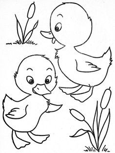 236x313 Baby Duck Coloring Pages Adult Coloring Pages Baby