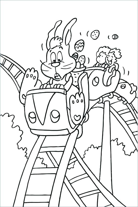 567x850 Fun Easter Coloring Pages Goofy Coloring Pages Fun Coloring Pages