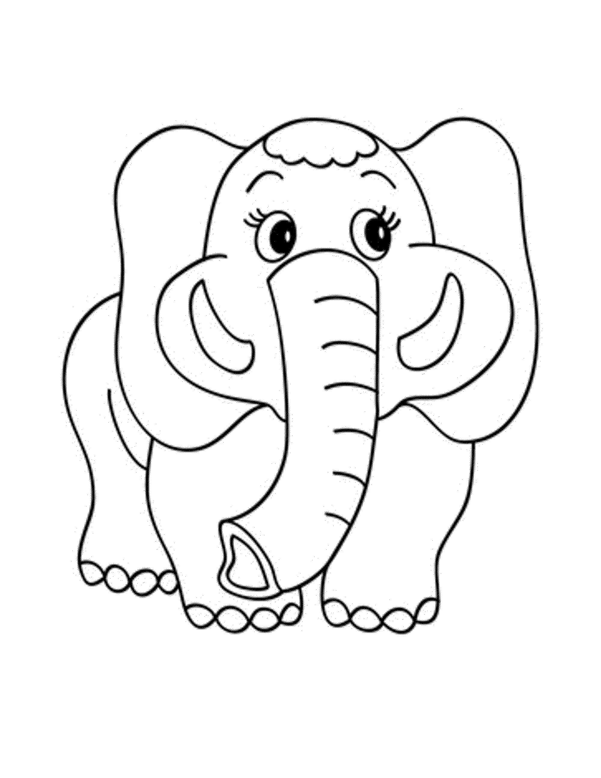 2000x2590 Amazing Cute Cartoon Animals With Big Eyes Coloring Pages Gallery