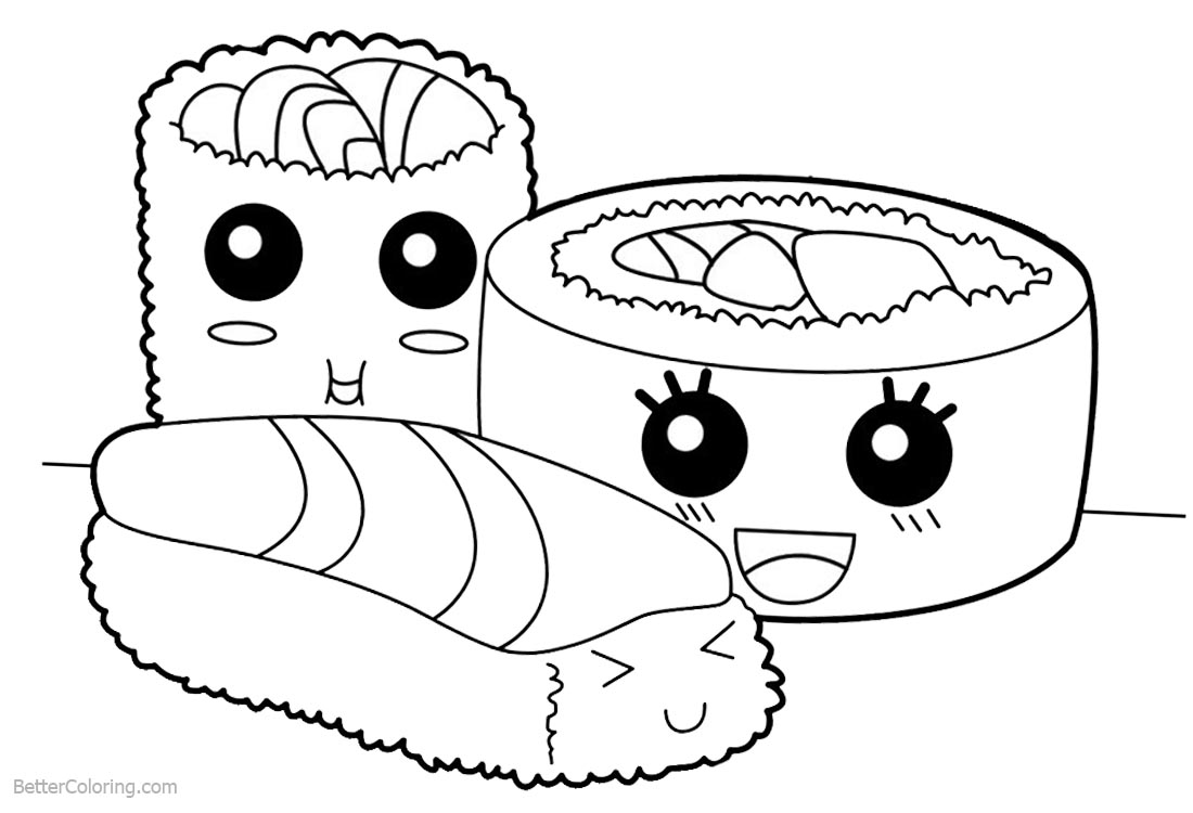 - Cute Food Coloring Pages At GetDrawings Free Download