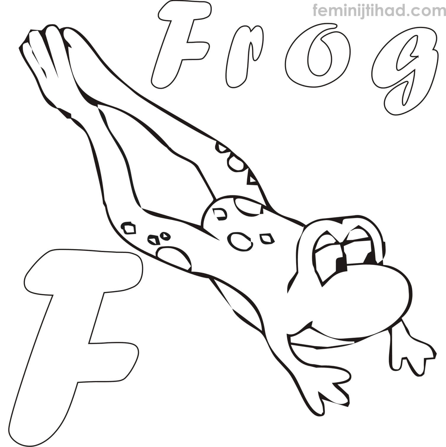 1506x1511 Frog Coloring Pages Collection Coloring Pages For Kids