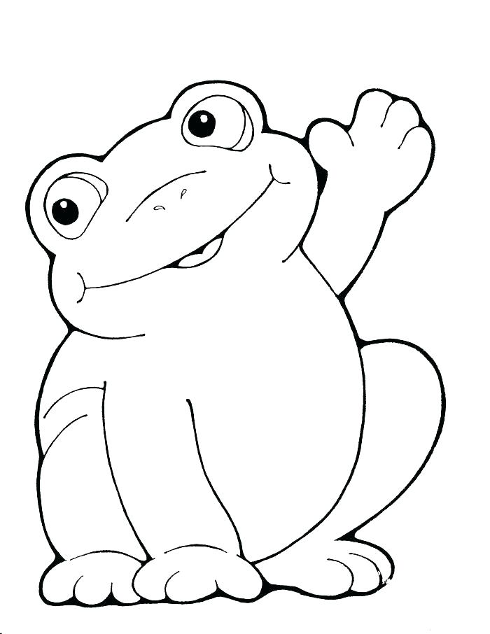 700x906 Frogs Coloring Pages Frog For Coloring Frog Coloring Pages Packed