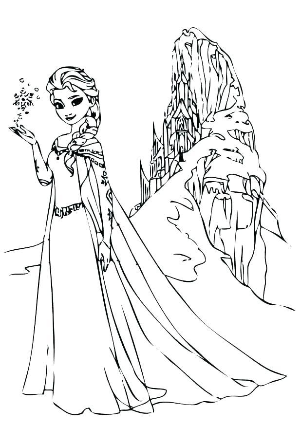 618x875 Frozen Coloring Pages Anna Elsa Frozen Coloring Pages Frozen