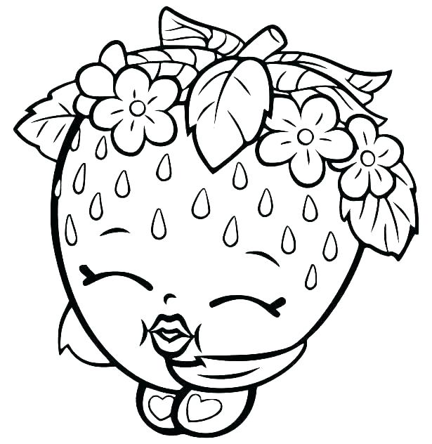 615x632 Pretty Girl Coloring Pages