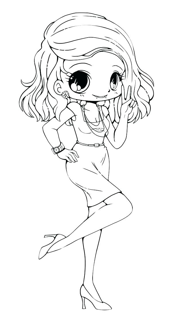 600x1108 Coloring Pages For Girls Cute Download This Coloring Page Cute