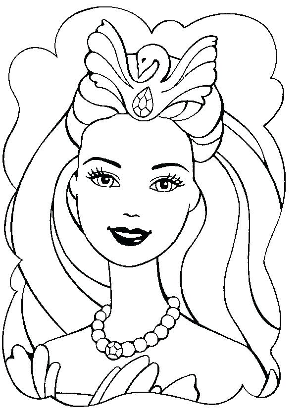 610x838 Girly Coloring Sheets Girly Coloring Pages Beautiful Barbie