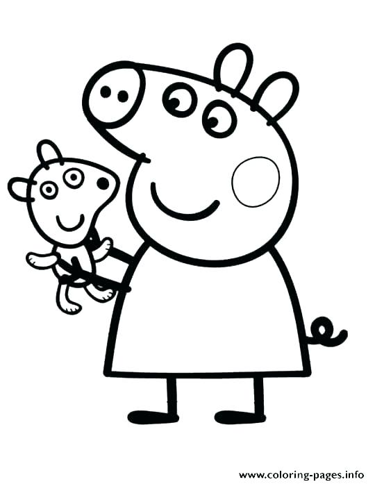 540x697 Guinea Pig Coloring Page Guinea Pig Coloring Page Pig For Coloring