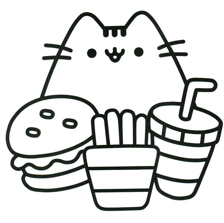 Kawaii Coloring Pages To Print At Getdrawings Free Download