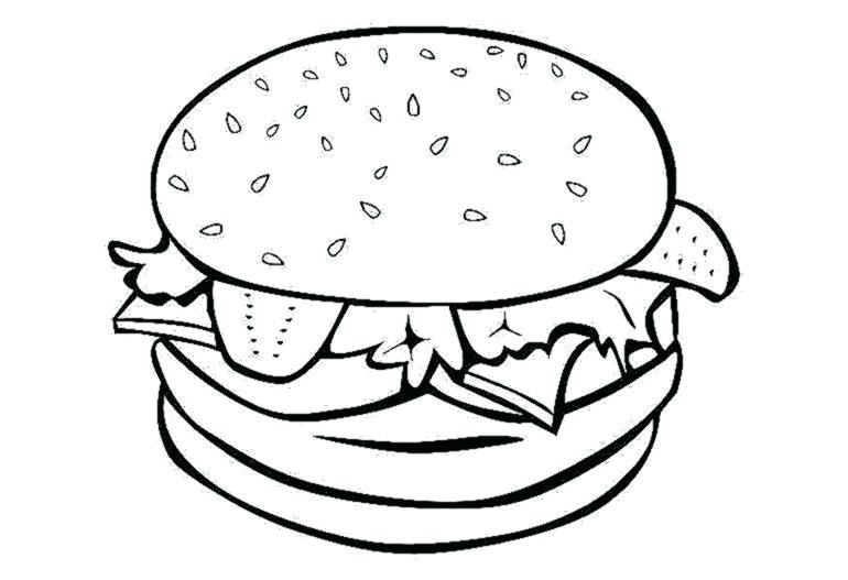 770x527 Cute Kawaii Food Coloring Pages Page