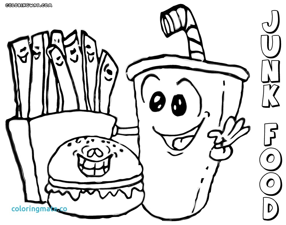1000x787 Fresh Cute Food Coloring Pages Free Download Inside Kawaii