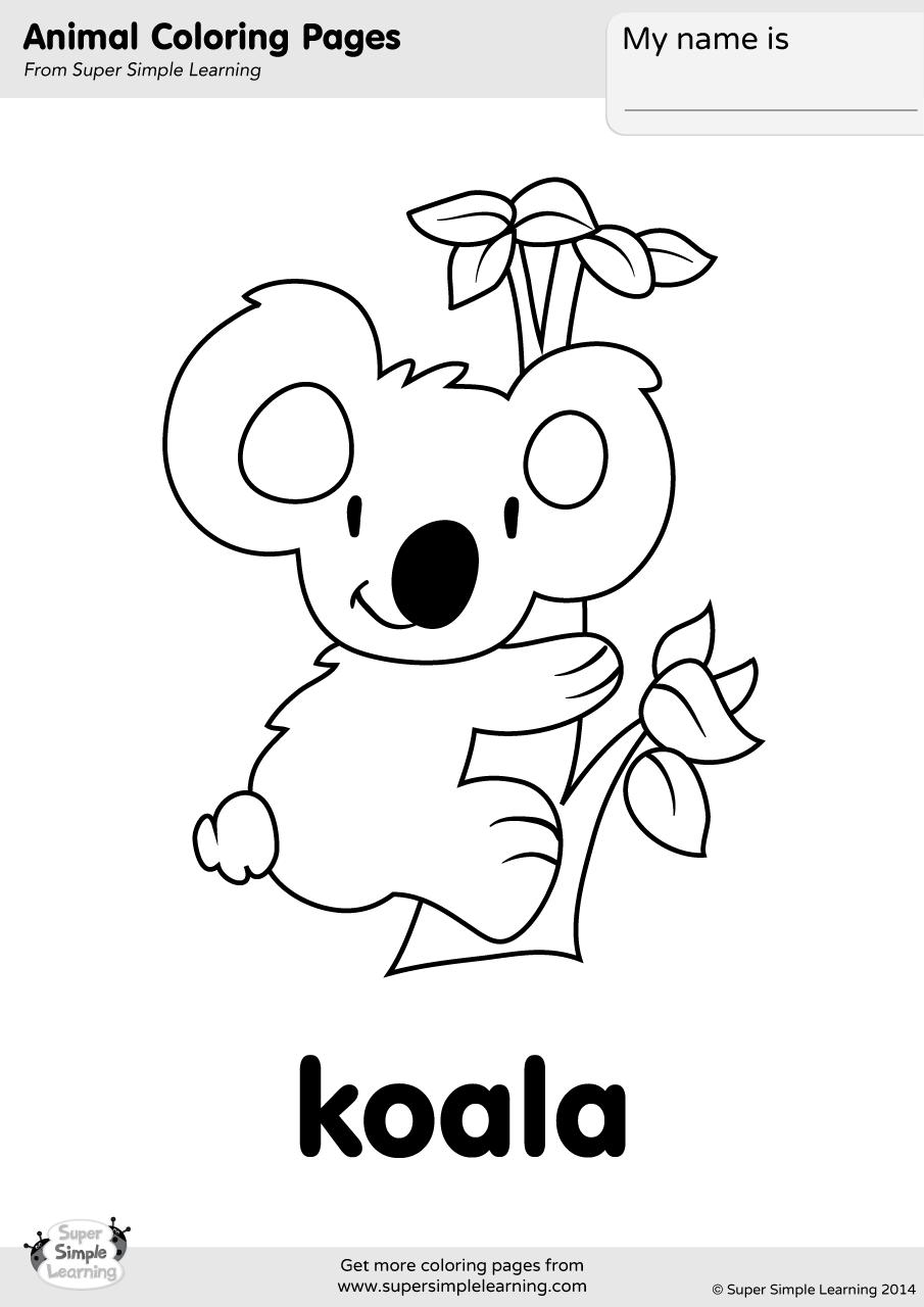 905x1280 Baby Koalaing Pages Marvelous Bear For Kids Koalas Cute