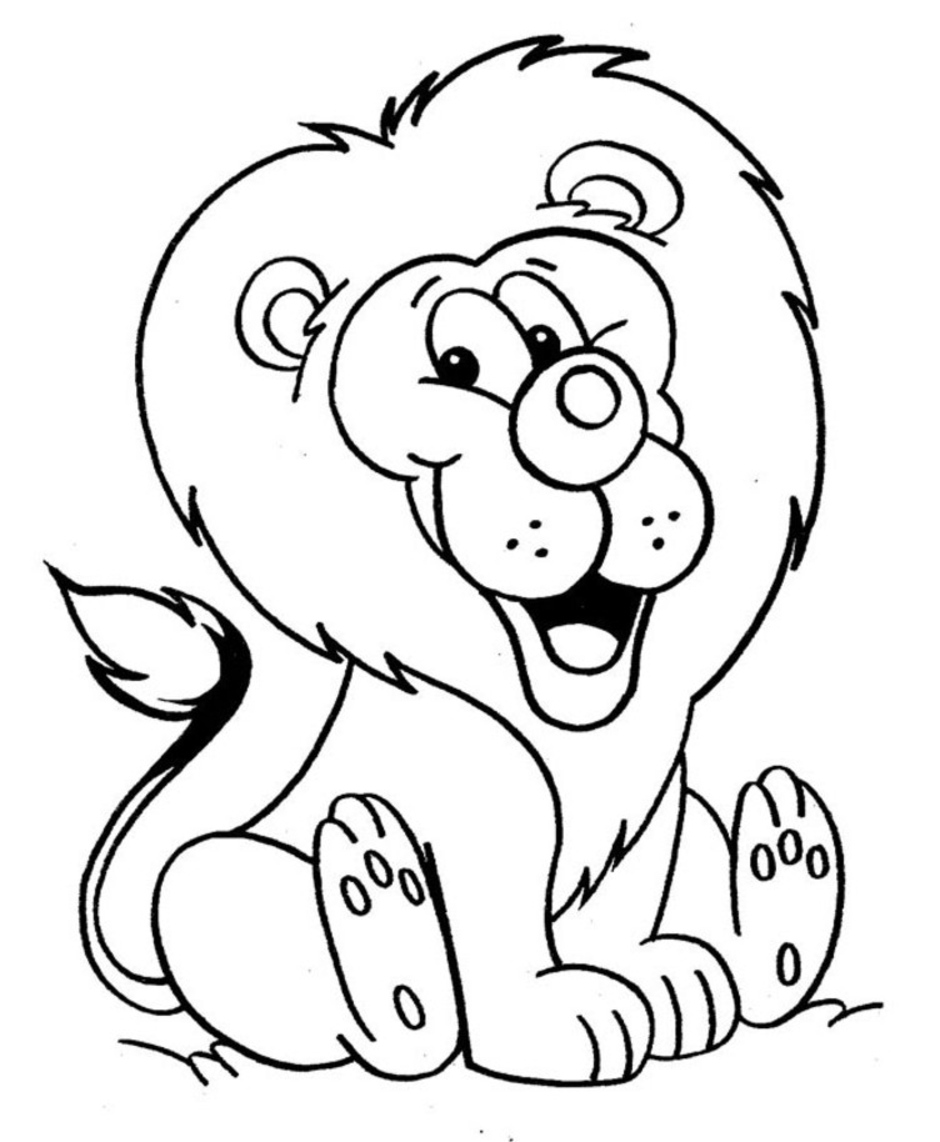 940x1142 Lion Coloring Pages Lion Coloring Pages Lion Coloring Pages