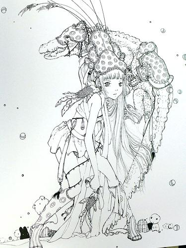 375x500 Manga Coloring Pages Lovely Manga Coloring Pages For Your Coloring