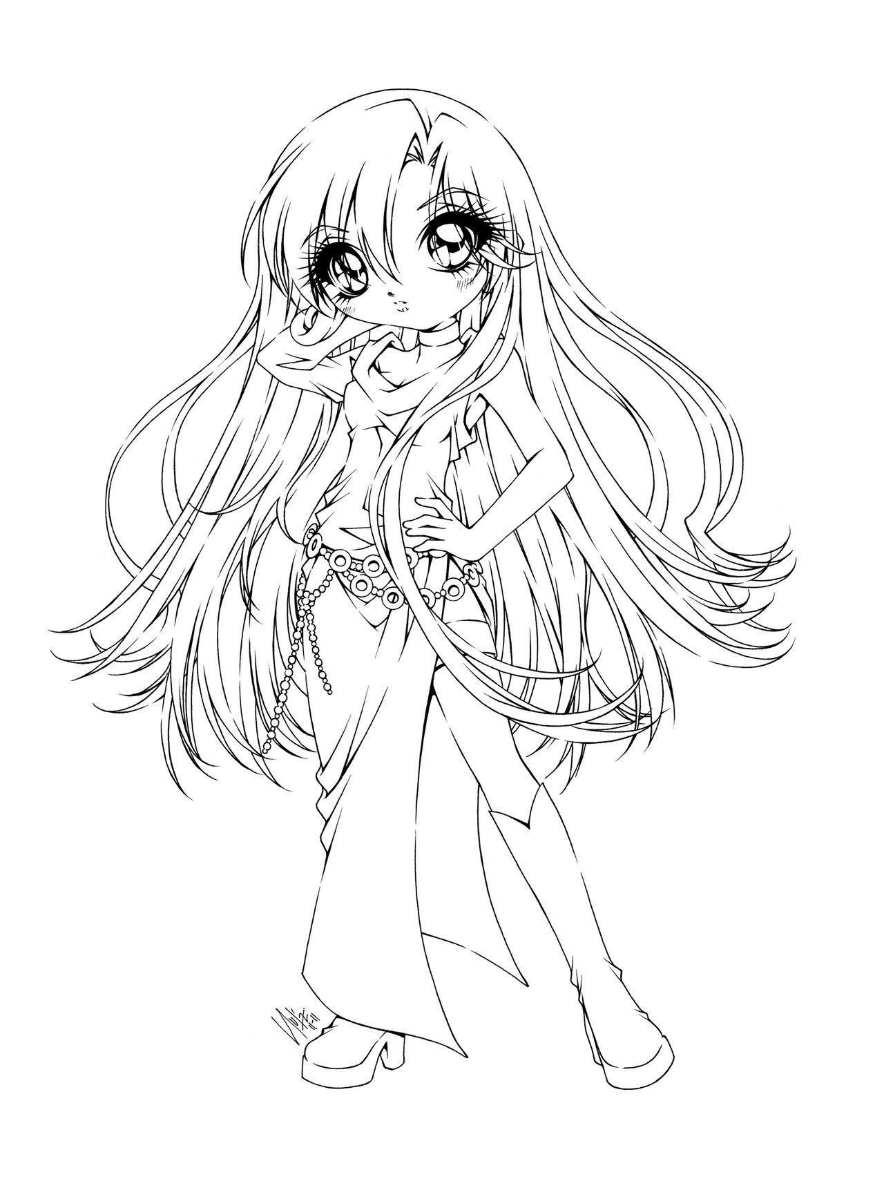 1280x1707 Best Cute Kitten Coloring Pages To Print Baby Picture Of Anime