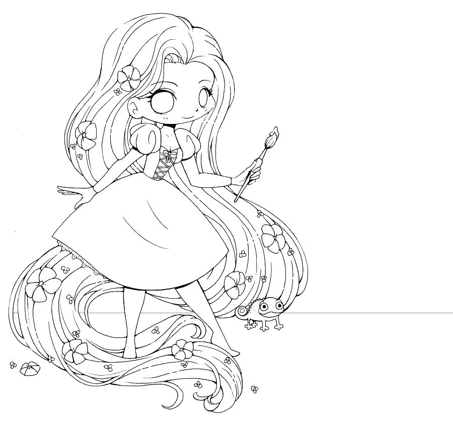 900x836 Cute Mermaid Coloring Pages