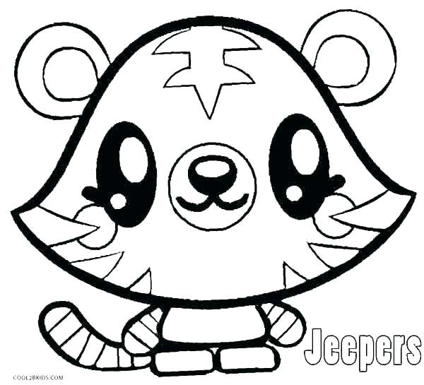 600x545 Cute Monster Coloring Pages Monster Coloring Pages Printable