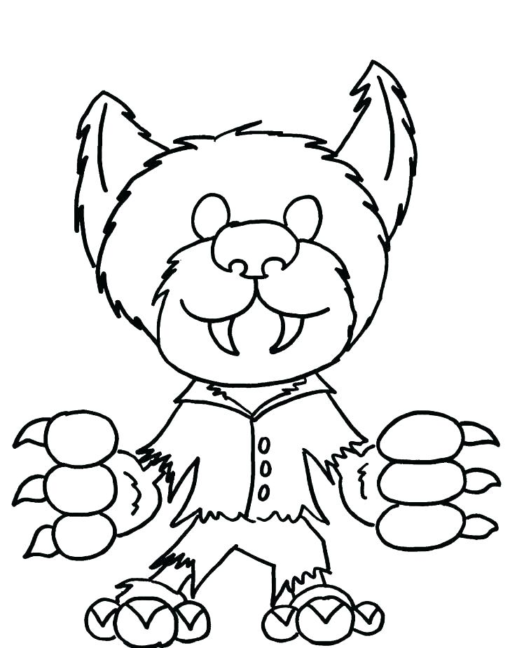 728x924 Free Monster Coloring Pages Cute Monster Coloring Pages Monster