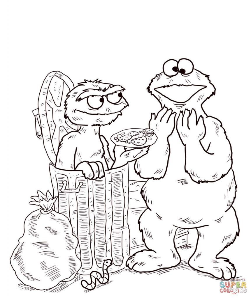 861x1024 Modest Cute Monster Coloring Pages