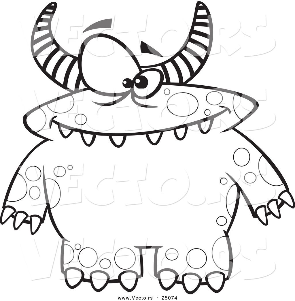 1024x1044 Cute Monster Coloring Pages Monster Truck Coloring Pages Bigfoot