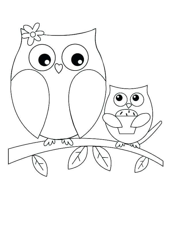 612x792 Coloring Pages To Print Out Print Out Coloring Pages Cute Owl