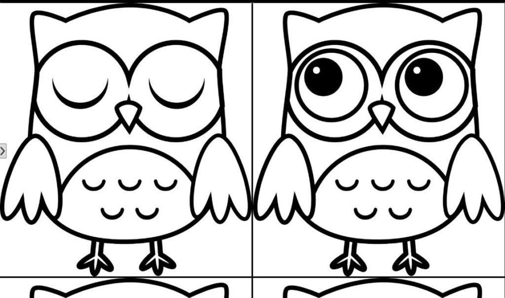 1024x604 Cute Owl Coloring Pages Fresh Cute Owl Coloring Pages