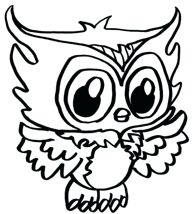 618x689 Owl Color Pages Great Horned Owl Coloring Page Owl Coloring Pages